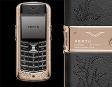 Телефоны Vertu Constellation Vivre
