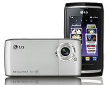 Современный телефон LG Viewty Smart