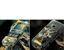 Необычный телефон Givori Nefertiti