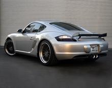 Обновлённый Porsche Cayman