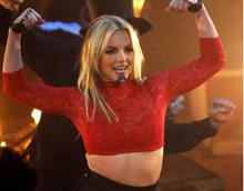 Возвращение Britney Spears