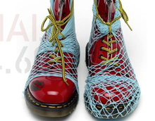 Модернизация ботинкок Dr.Martens