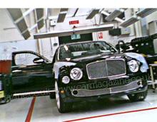 Первые фото Grand Bentley
