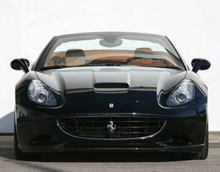 Суперкар Ferrari California