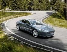 Новый Aston Martin Rapide