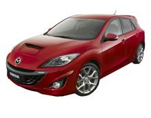 «Заряженный» вариант Mazda 3 MPS