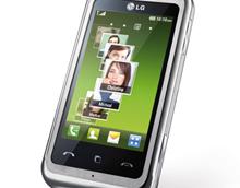 Новый телефон LG Arena