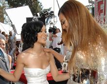 Rihanna или Beyonce?
