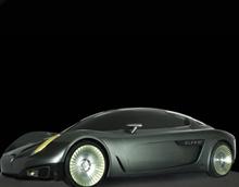 Экологичный автомобиль Koenigsegg Quant