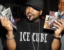 Ice Cube стал актером
