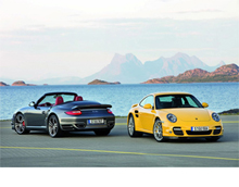 911 Turbo от Porsche