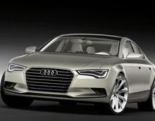 Новинки от компании Audi