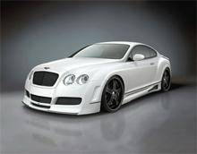 Тюнинговый автомобиль Bentley Continental GT