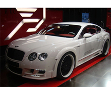 Тюнинговый Bentley Continental GT