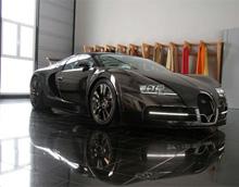 Тюнинговый Bugatti Veyron Linea Vincero