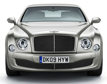 Новый Grand Bentley Mulsanne