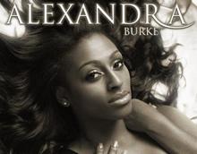Работа над первым альбомом Alexandra Burke
