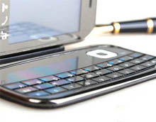Мобильный телефон Nokla E97