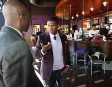 Usher закрыл бар Grape