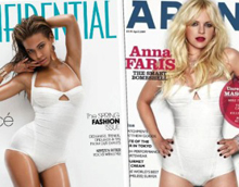 Beyonce Knowles или Anna Faris