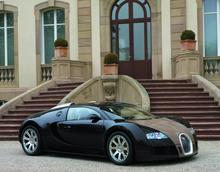 Эксклюзивный автомобиль Bugatti Veyron
