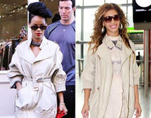 Beyonce или Rihanna?