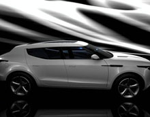 Новинка от компании Aston Martin