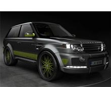 Трехдверное купе Range Rover Sport Tiret