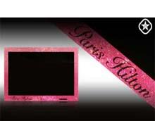 Гламурный LCD-телевизор Пэрис Хилтон