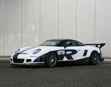 Новый суперкар 9ff GT9-R