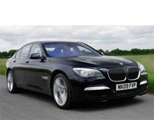 Обновленный флагман BMW 7-Series
