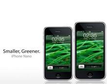 Миниатюрный телефон iPhone nano