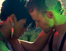 Роман Justin Timberlake и Rihanna