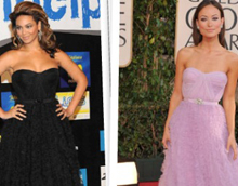 Beyonce и Olivia Wilde, кто кого?