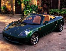 Зелёный день Toyota