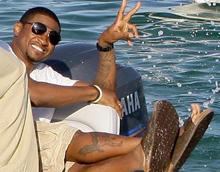 Usher снова холост