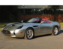 550 Barchetta – суперкар в стиле ретро