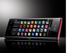 «Шоколадный» телефон от LG